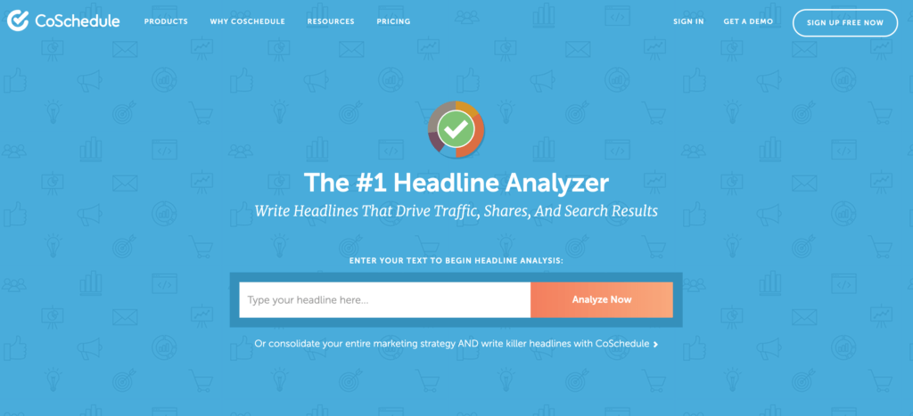 CoSchedule - Headline-Analyzer