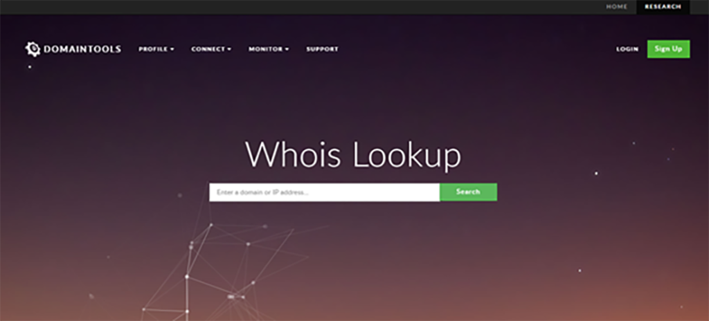Whois Lookup Image
